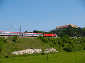 Austrian Fedral Railways InterCity Train