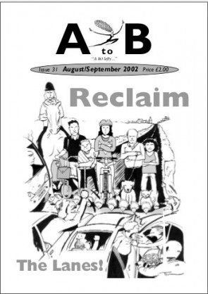 A to B 31 Cover