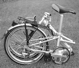 Dahon Helios Folding Bike