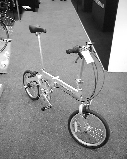 Cycle 2002, Armadilo folding bike
