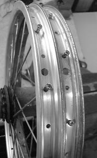 bicycle-rim-replacing