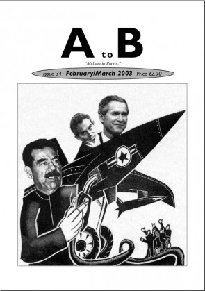 A to B 34 Cover