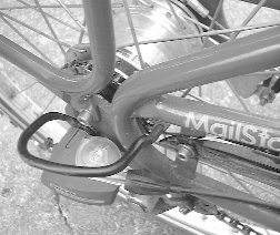 Mailstar delivery bike - Spectro 5-speed