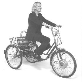 Powabyke Trike