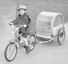 puky-child-bike-trailer