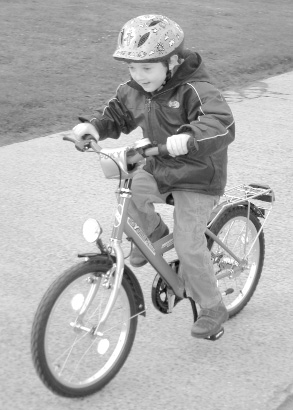 Puky Child Bike