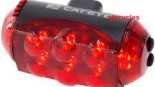 cateye led rear bicycle light 155x87 Bicycles