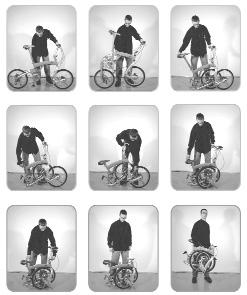 Go-bike Folding Bike