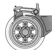 Nexus Roller Brake