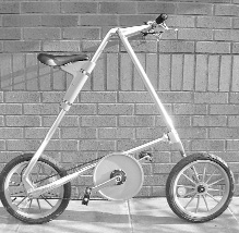 Strida Mark 3 Folding Bike
