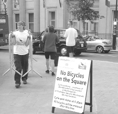 bikefest-no-bicycles-sign