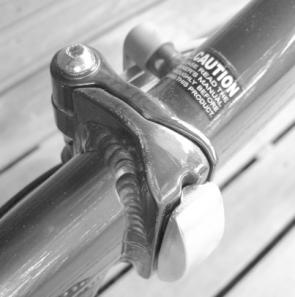 Oyama Victor Folding Bike Hinge