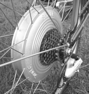 BionX hub motor