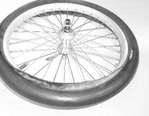 Brompton tubeless tyres