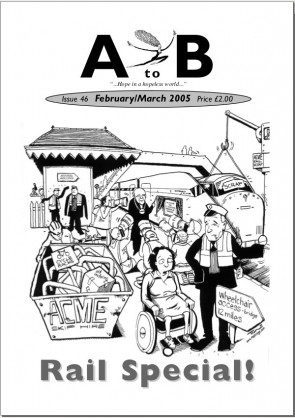 A to B 46 Cover