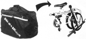 A to B magazine, Bike-in-a-Bag