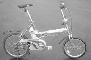 Panasonic Will Electric Folding Bike