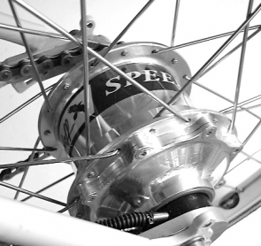 Rohloff 14-speed hub