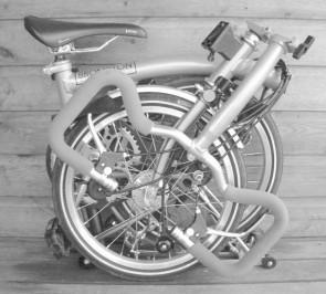 Brompton P6R-XFL Folding Bike