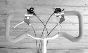 Brompton P6R-XDL Folding Bike Handlebars