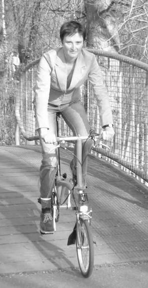 Brompton S2LX Folding Bike