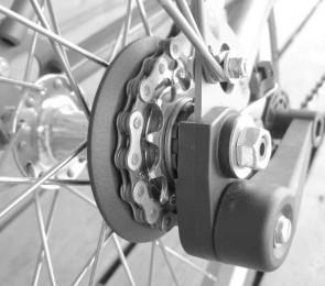 Brompton S2LX Folding Bike Derailleur