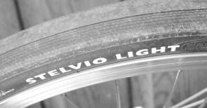 Brompton S2LX Folding Bike Stelvio Tyre