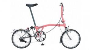 Brompton S2L-X Folding Bike