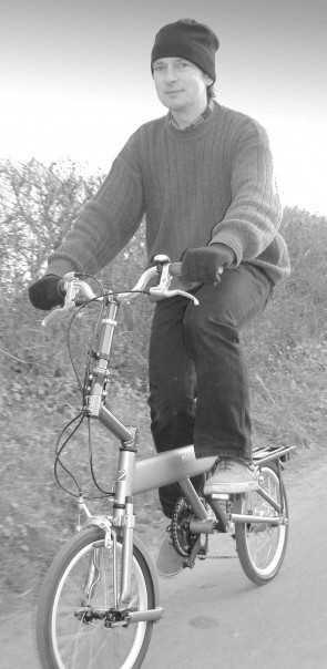 Mezzo i4 Folding Bike