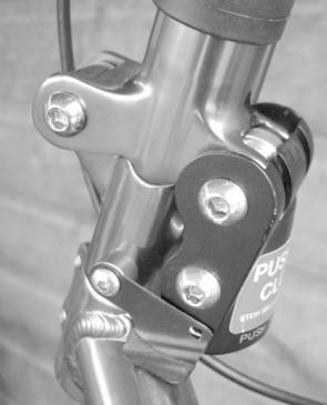 Mezzo i4 Folding Bike Catch