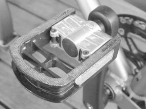 Mezzo i4 Folding Bike Pedal