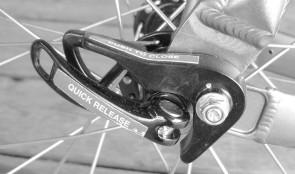 Mezzo i4 Folding Bike Quick Release