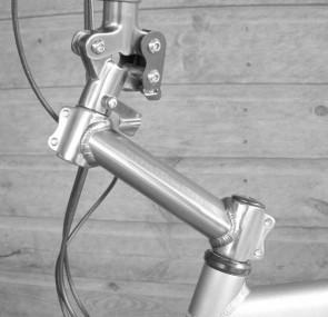 Mezzo i4 Folding Bike Stem