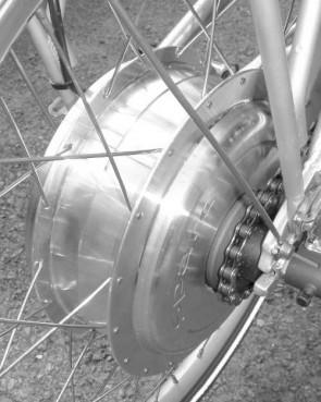 Dahon Roo EL Electric Sparc Motor