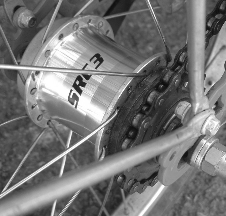 Hub Gear Conversion