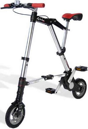 Abike city folding bike Folding Bike Buyers Guide (UK)