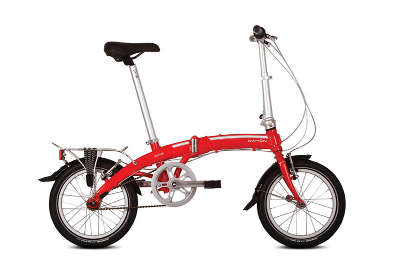 Dahon Curve D3 folding bike Folding Bike Buyers Guide (UK)