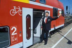 DB Regio - Zugbegleiter im Regionalverkehr