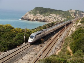 Europe by bike and train - Spain