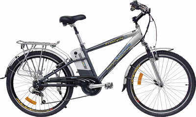 Salisbury LPX 2008 electric bike Electric Bike Buyers Guide (UK)