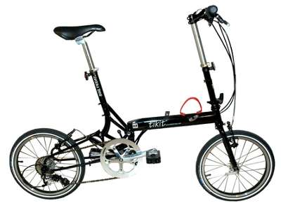 bikefriday tikit folding bike Folding Bike Buyers Guide (UK)