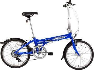 breezer zig 7 folding bicycle Folding Bike Buyers Guide (UK)