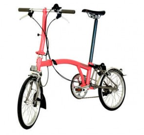 brompton folding bike 295x277 Folding Bike Buyers Guide (UK)