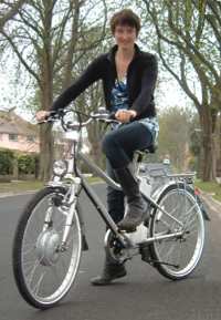 ezee liv electric bike Ezee Liv