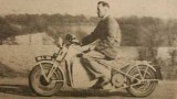 First ever electric motorcycle?