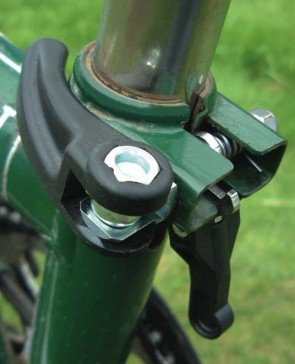 Brompton Rear Frame Clip Review