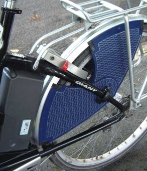 Butterfly Bicycle Skirt Guard Review