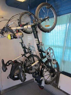 Bikes in TER