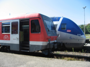 DB RE meets TER in Wissembourg